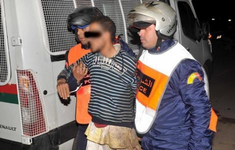 الناظور.. توقيف جزائري بحوزته 558 قرص مخدر معدة للترويج