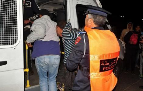 مقتل مهاجر إفريقي بسلاح أبيض بالناظور وإعتقال ثلاثة شبان