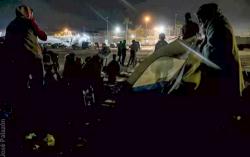 مليلية .. طرد 7 عائلات ريفية مع 22 طفلا الى الشارع بعد رفض طلباتها للجوء