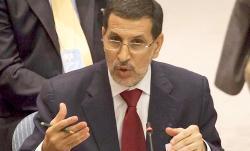 رئيس الحكومة سعد الدين العثماني يحل بالحسيمة لهذا السبب