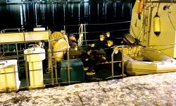 رحلة 6 شبان من الحسيمة في قارب مطاطي كادت ان تتحول الى مأساة