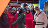 انقاذ 409 مهاجرا سريا قبالة سواحل الريف بينهم مغاربة