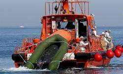غرق 22 مهاجرا سريا ابحروا من نقطة بين الحسيمة وتمسمان (فيديو)