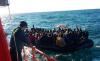 اعتراض ثلاث قوارب لمهاجرين سريين ابحروا من سواحل الريف