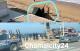 الحسيمة.. شاطئ صباديا يلفظ قاربا خشبيا يستعمل في الهجرة السرية