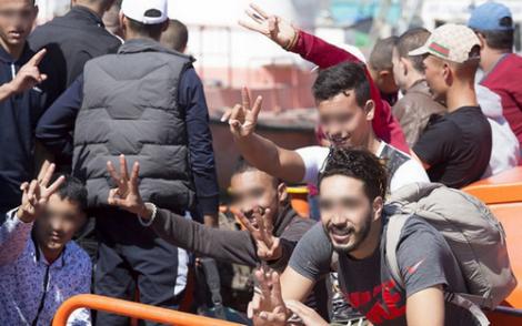 اسبانيا تتجه لتسوية وضعية مهاجرين غير شرعيين
