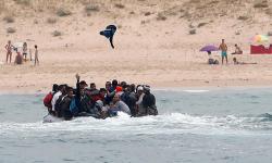 البحرية الملكية تنقذ 329 مرشحا للهجرة السرية بسواحل الناظور والحسيمة وطنجة