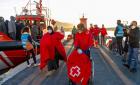 منظمة : اختفاء 93 شخصا ابحروا من سواحل الريف خلال النصف الاول من السنة