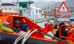 خمسة شبان من الحسيمة يصلون الى اسبانيا في قارب صغير