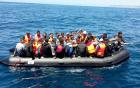 41 مهاجرا سريا مغربيا يصلون الى السواحل الجنوبية لاسبانيا