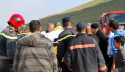 مصرع شخصين في حاثة سير على الطريق الساحلية بين الحسيمة والناظور