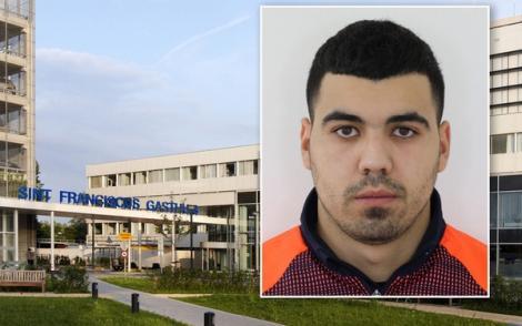 روتردام .. فرار سجين من الريف موقوف في قضايا اطلاق نار