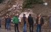 تساقط الصخور في الطريق الرابطة بين الحسيمة وشفشاون