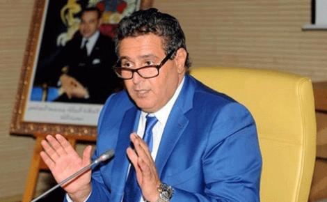 أخنوش : خطاب العرش تمهيد لمنعطف جديد في مسار البلاد