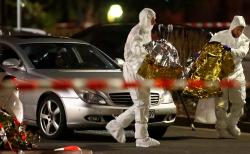 """11 قتيلا جراء إطلاق نار على مقاهي """"شيشة"""" في المانيا"""