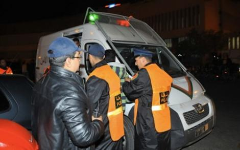 أمن الناظور يوقف 5498 شخصا العام الجاري