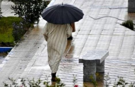 الأرصاد الجوية تتوقع تسجيل تساقطات مطرية بالحسيمة
