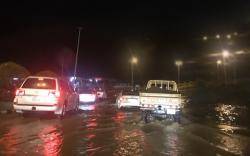 التساقطات المطرية القوية بالحسيمة تستنفر السلطات الاقليمية