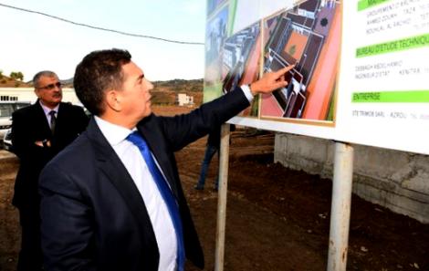 رصد 4 ملايير لبناء ثانوية واعدادية و100 حجرة للتعليم الاولي بإقليم الحسيمة