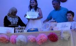طفلة مغربية من الريف تفوز بتحدي القراءة العربي في ألمانيا