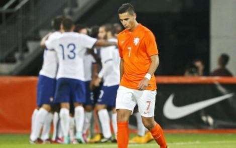 ابن الريف انور الغازي يختار اللعب للمنتخب الهولندي