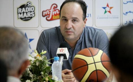 مصطفى اوراش يعيش أياما عصيبة داخل جامعة كرة السلة