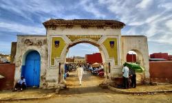 وزارة الثقافة تقيد معلمة بباب السوق بالعروي ضمن التراث الوطني