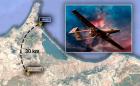 """تثبيت طائرات عسكرية """"بدون طيار"""" قرب الناظور يثير توجس اسبانيا"""