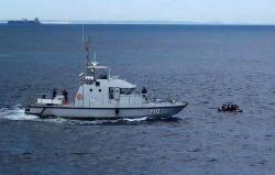 البحرية الملكية تنقذ 165 مرشحا للهجرة غير الشرعية