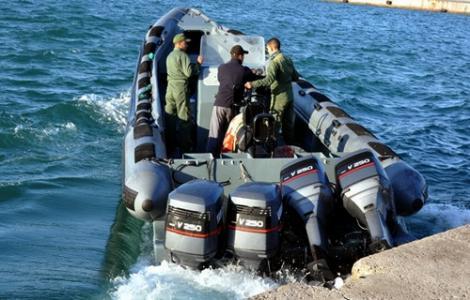 البحرية الملكية تنقذ 111 مهاجرا سريا قبالة سواحل الحسيمة والناظور وطنجة