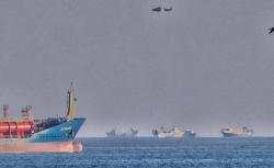 برشلونة.. سفينة روسية تغرق قارب صيد وفقدان بحار مغربي(فيديو)