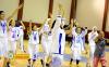 سيدات الحسيمة لكرة السلة يتوجن بالبطولة الوطنية لاول مرة