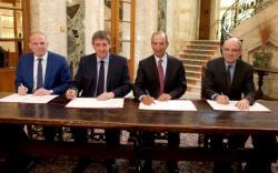 اتفاقية بين المغرب وبلجيكا لتعزيز التعاون الامني وتبادل المعلومات