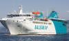 """شركة """"بلياريا"""" تعود الى الخط البحري الناظور- الميريا بباخرة جديدة"""