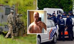 العثور على جثة عسكري بلجيكي يميني متطرف بعد ملاحقته لأكثر من شهر