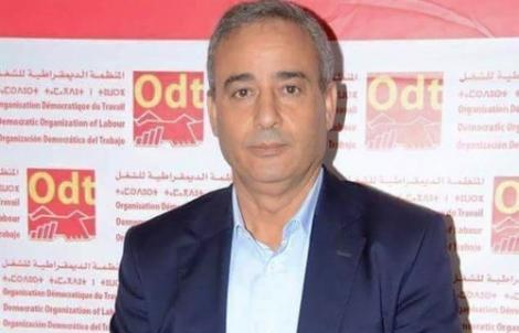 عزيز بنعزوز يدخل مجلس المستشارين من باب النقابات