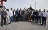 رئيس جهة الشرق يقوم بزيارة ميدانية للميناء التجاري ببني أنصار