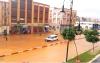 الامطار تكشف اختلالات جسيمة في انجاز المقطع الطرقي بني بوعياش اجدير (فيديو)
