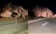 """انهيار صخري بمرتفعات """"بوعلمة"""" يقطع الطريق بين الحسيمة وقاسطة"""