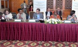 بودرا يتنافس لتمثيل إفريقيا في رئاسة اكبر منظمة دولية للجماعات المحلية