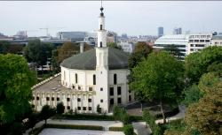 بروكسل: شبهات بالتجسس المغربي بالمسجد الكبير السينكونتينير