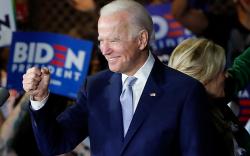 جو بايدن يفوز بالانتخابات الرئاسية الامريكية