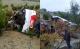 مصرع 8 أشخاص وإصابة 42 آخرين جراء انقلاب حافلة لنقل الركاب قرب تازة
