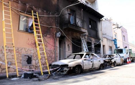 كاتالونيا.. احراق سيارات ومنازل مغاربة لثلاث ليال متتالية (فيديو)