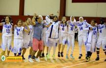 شباب الريف لكرة السلة اناث يحقق الصعود للقسم الممتاز