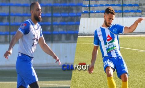 شباب الريف يُجدد عقد مهاجمه بنهنية ويَختبر لاعبين من فرنسا