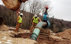 شركة بريطانية تكتشف الغاز الطبيعي شمال المغرب