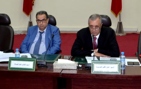 عامل اقليم الحسيمة يطالب رؤساء الجماعات بإرجاع اموال المبادرة