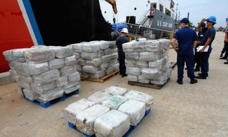 اعتراض 3,4 طن من الكوكايين بميناء انتويربن واعتقال مغاربة من الريف