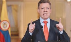 الناظور تكرم الرئيس الكولومبي سانتوس الحاصل على نوبل للسلام